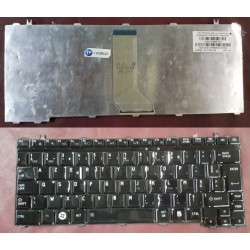 Keyboard Clavier Francais AZERTY TOSHIBA T135 M900 Noir Black MP-08H56F06920