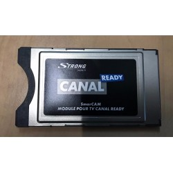 Module canal plus pour smart TV Strong