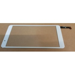 "Blanc: Vitre ecran tactile tablette 7"" tablette QILIVE Q4 tablet digitizer"